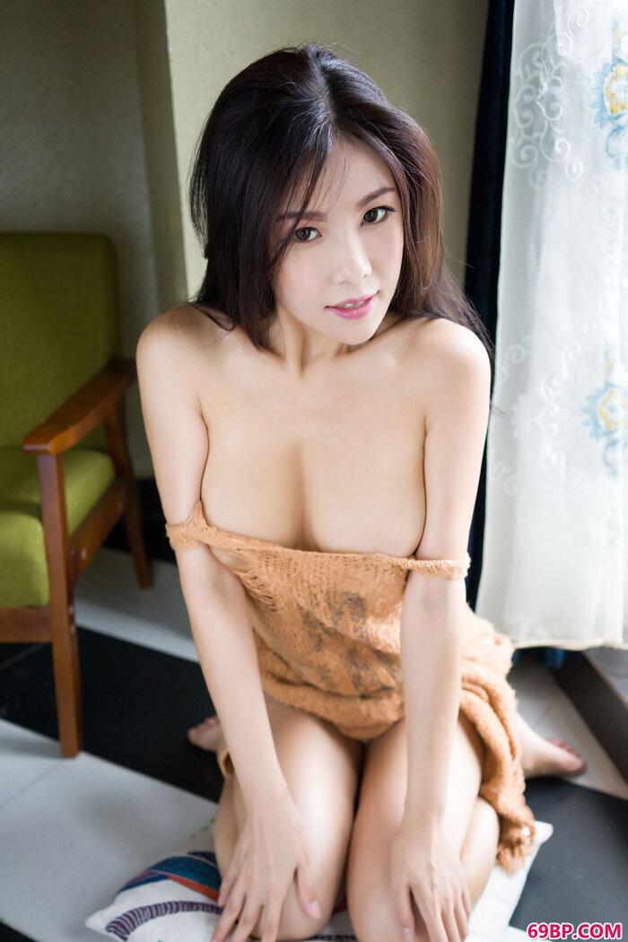 魅研社艺术名模丁筱南巨臀拍写照_西西人体大胆高清孕妇