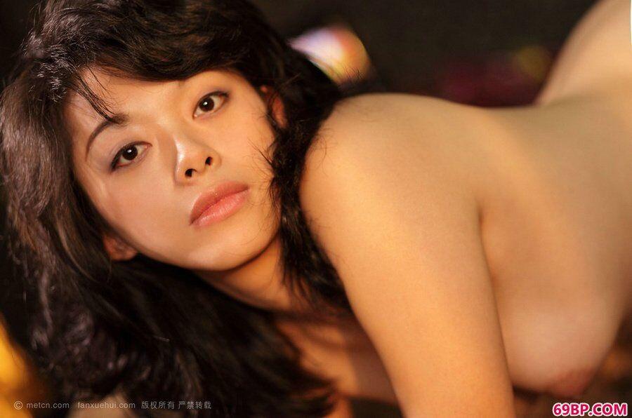 白皙美萱人体艺术,METCN裸模肖辰人体艺术